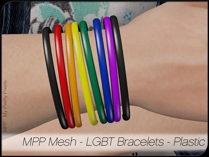 MPP Mesh – LGBT Jewels