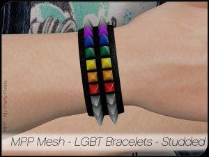 MPP-Display-LGBT-JewelsBracelets-Studded