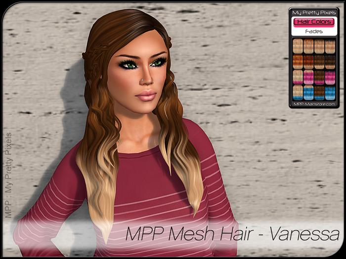 MPP – Mesh Hair : Vanessa