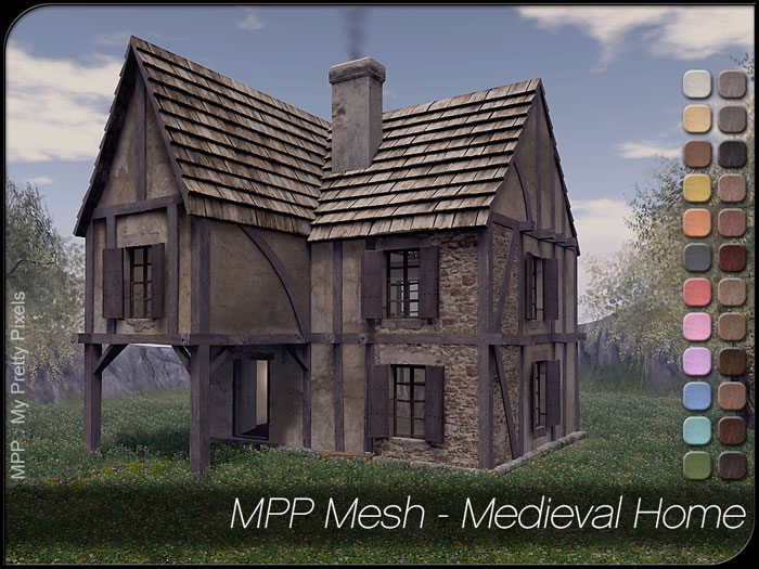 MPP Mesh – Medieval Home