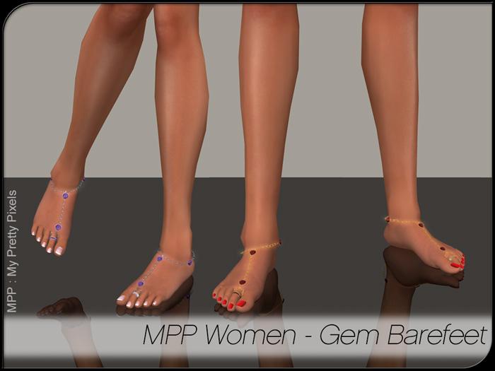 MPP Women – Gem Barefeet