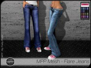 MPP-Display-MP-Flare-Jeans