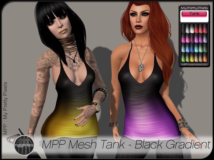 MPP Mesh – Tank