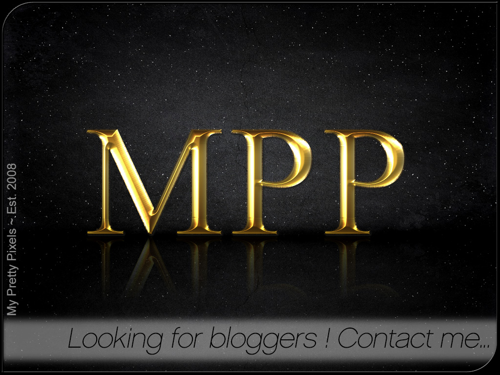 MPP - Looking for bloggers !
