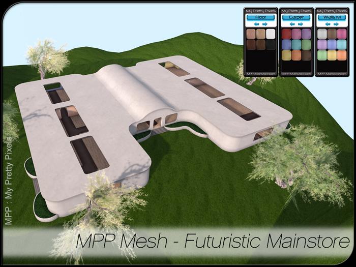 MPP – Futuristic Mainstore