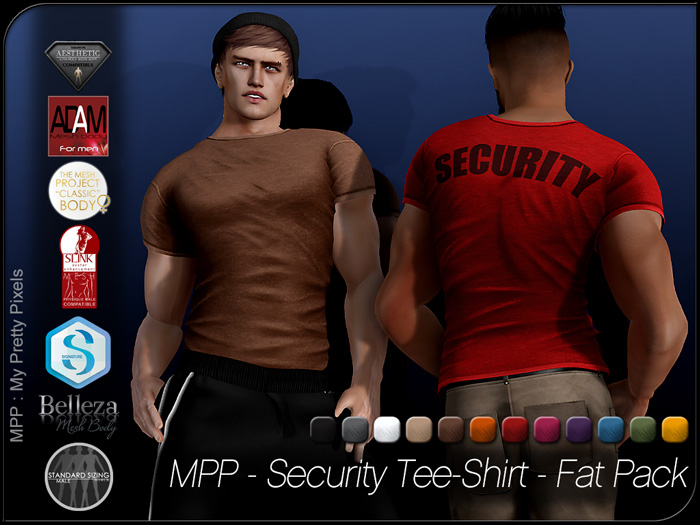 MPP – Security Tee-Shirt