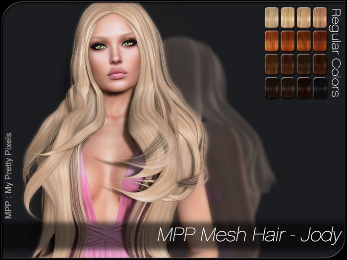 MPP – Mesh Hair : Jody