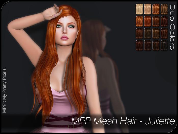 MPP – Mesh Hair : Juliette